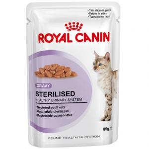 Kapsička kočka Royal Canin Sterilised 85g