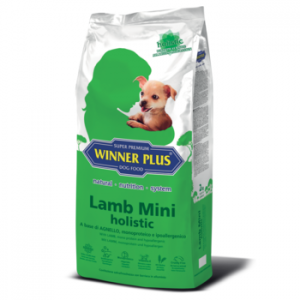 Winner Plus Lamb Mini Holistic 2kg