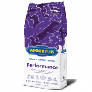 Winner Plus Performance 18 Kg + 3 x 100g Perrito pamlsek ZDARMA