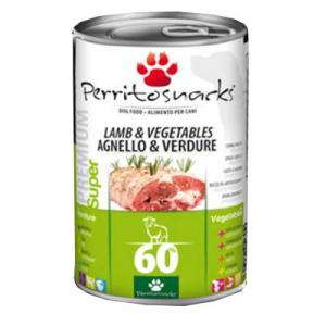 Konzerva Perrito Lamb Vegetables 395g