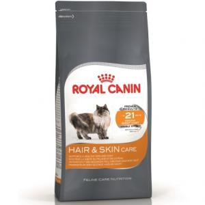 Granule kočka Royal Canin Cat Hair&Skin Care 400g