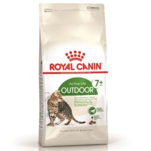 Granule kočka Royal Canin Cat Outdoor 7+ 400g