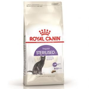 Granule kočka Royal Canin Cat Sterilised37 4kg